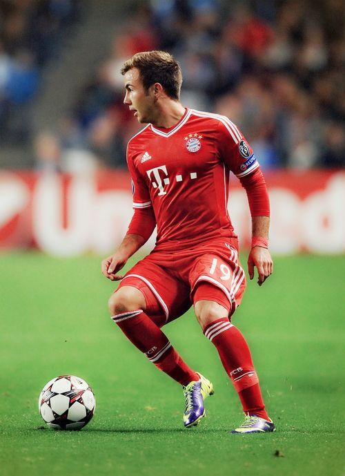 Mario Götze, Bayern München