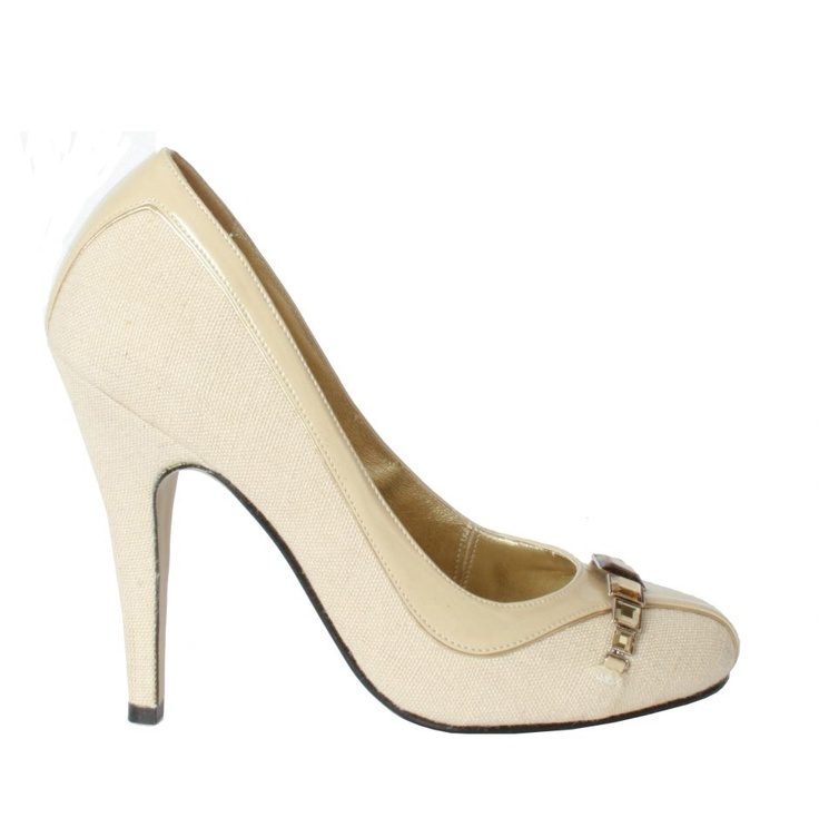 Beyond Skin Saphire Cream Organic Cotton Find This Pin And More On Vegan Wedding Shoes