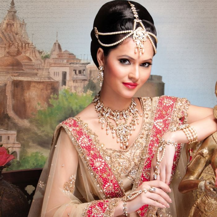 Indian Bridal Jewellery Set Collection 2014 2015 Indian