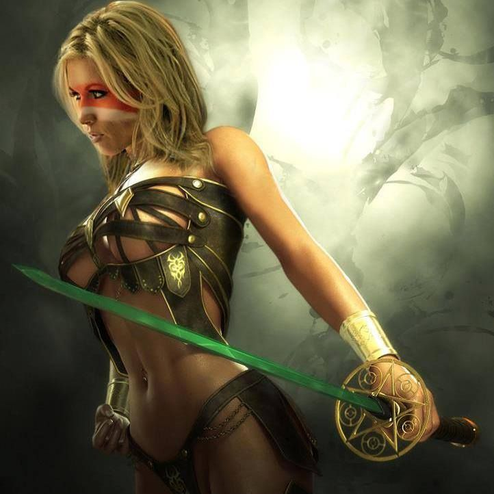 13 Best Sexy Warriors Images On Pinterest: Hot Female Warrior