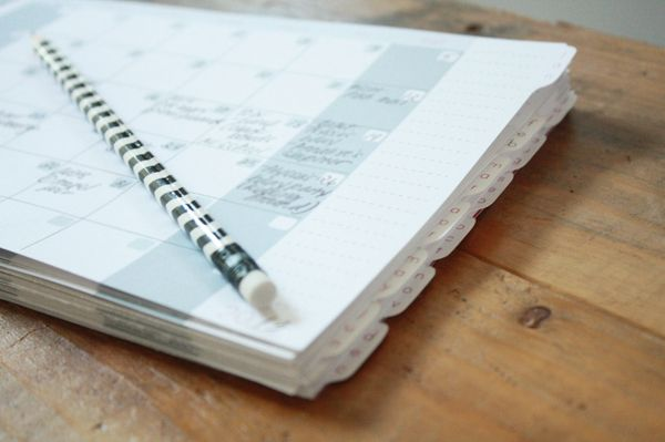 Day Planner Templates - Free. Get Organized.