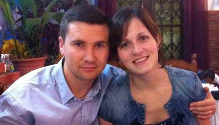«Евангелие изменяет» – пробуждение последнего времени Сергей и Анна Марковы. Координаторы европейского офиса движения «Евангелие Изменяет» в Барселоне