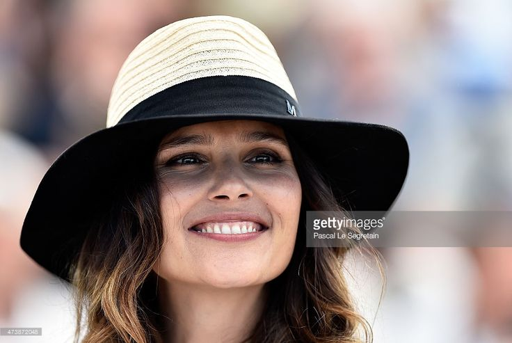 Photo d'actualité : Virginie Ledoyen attends the photocall for...