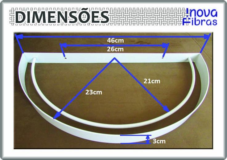 Dimensoes Dossel
