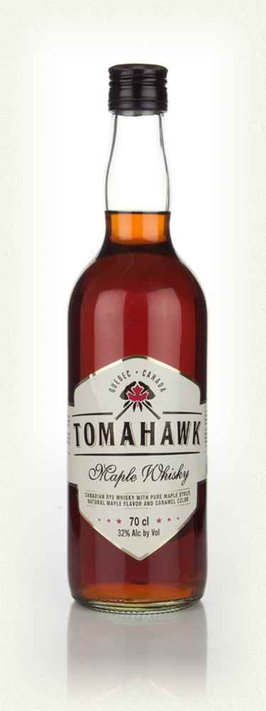 Tomahawk Maple Whisky