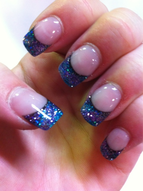 acrylic nails | Tumblr