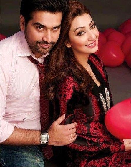 Humayun Saeed & Ayesha Khan ❤