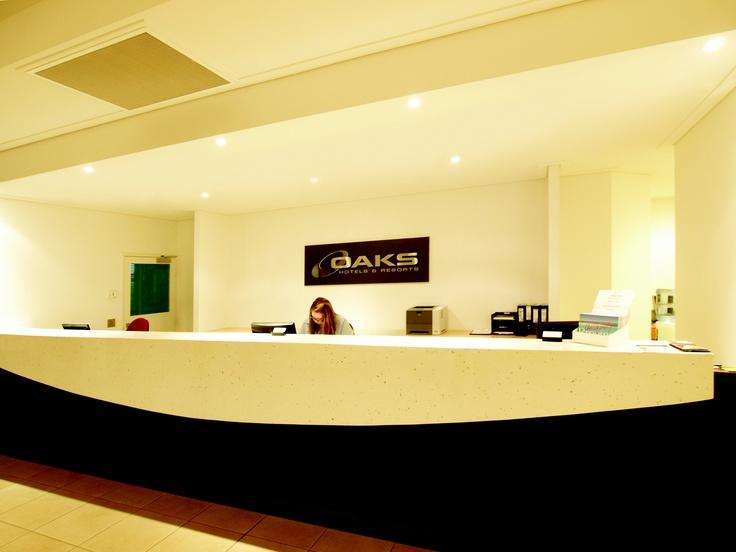 Oaks Broome - Reception