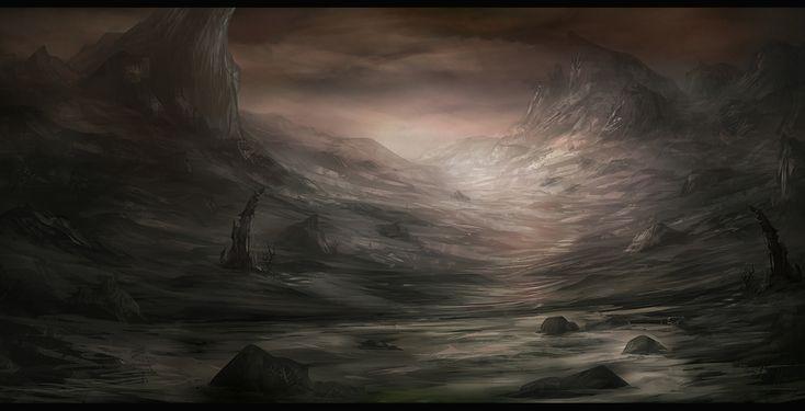 Rocky Environment by Narandel.deviantart.com
