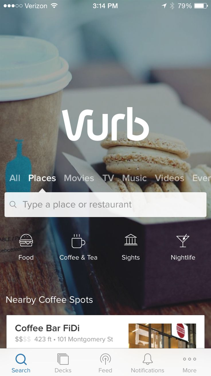 Vurb - Search app - that we should be talking about