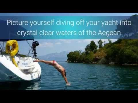 Sailing Holidays in Greece, with a motor yacht or sailing yacht
