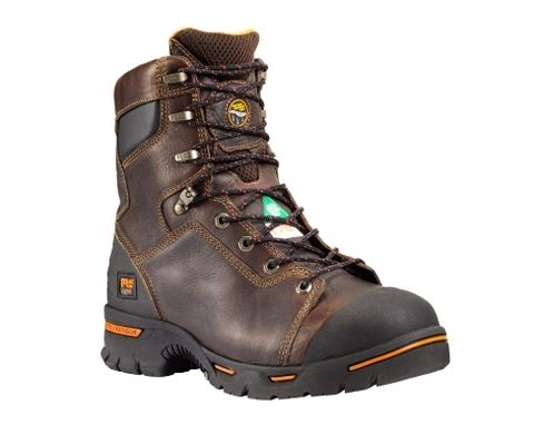 """Timberland Pro Safety Puncture Resistant 8"""" #footwear #armynavyoutdoors"""