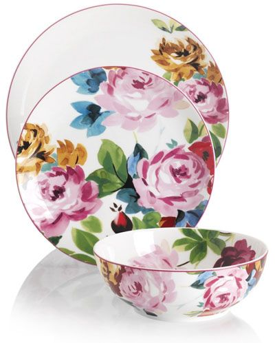 Marks & Spencer Elizabeth Tableware