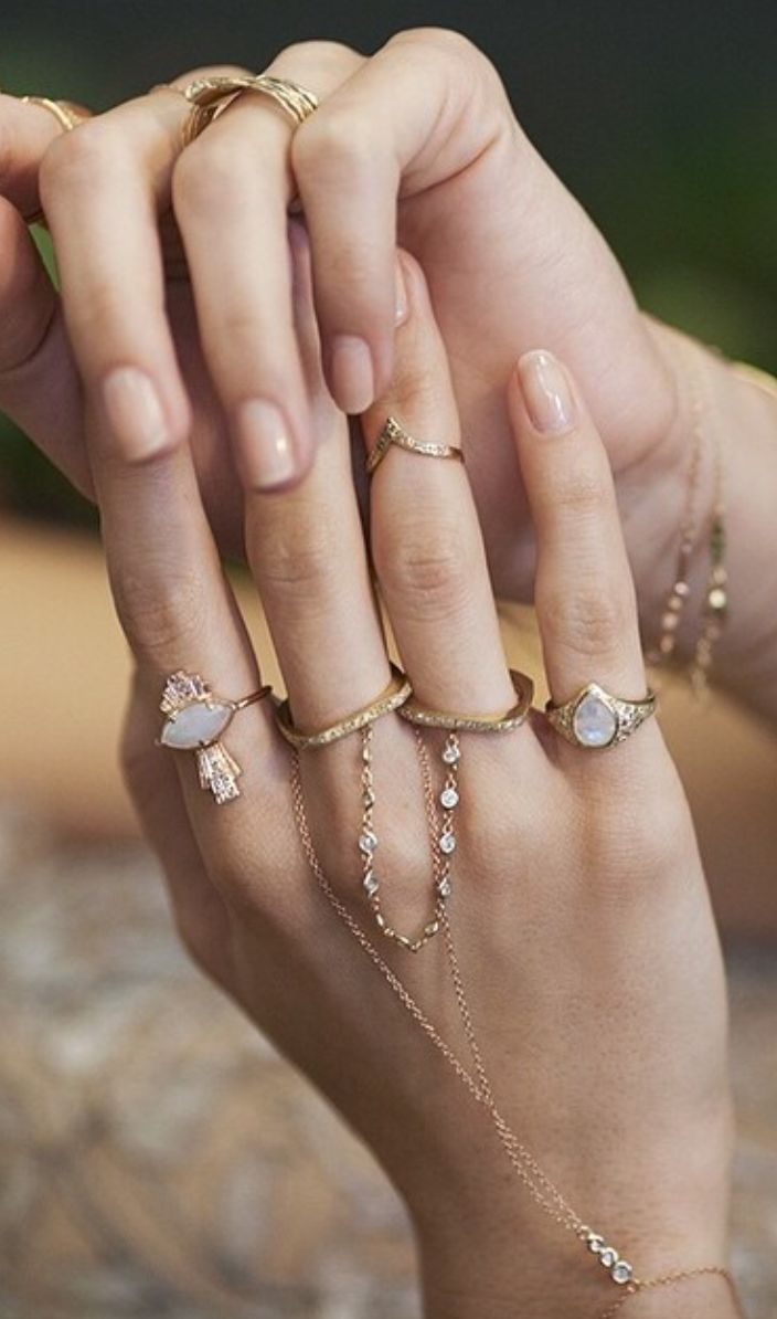Rings come in different styles. Adding a ring to complete your outfit is all you need. [ NYWholesale.com ] #fashion