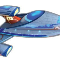 The Stellosphere is a spaceship that appears in the Disney Junior animated series, Miles from...