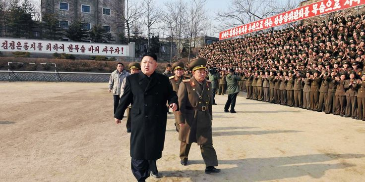 """""""Coreia do Norte não vai durar um ano"""""""