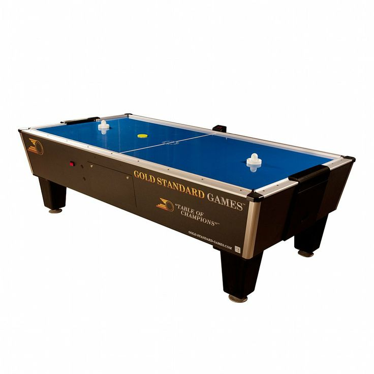 Tournament Pro Air Hockey Table   The Gold Standard Games 8 Ft. Tournament  Pro Air Hockey Table Brings The Family Together To Enjoy Some Competitive  Spirit.