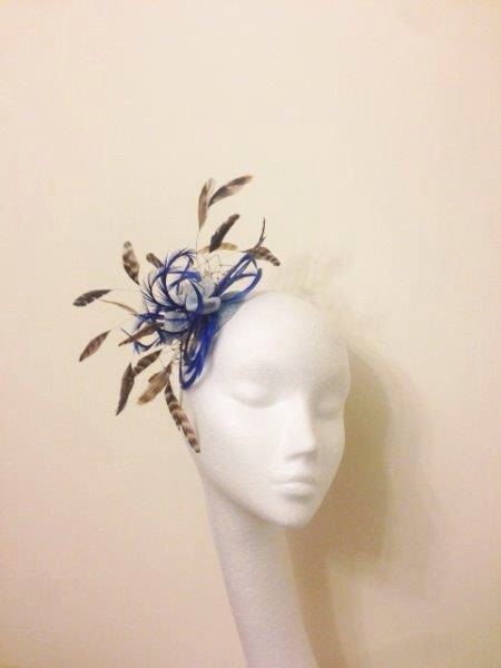 Couture Hat Fascinator Henley Regatta Ascot Dubai by LadySharma