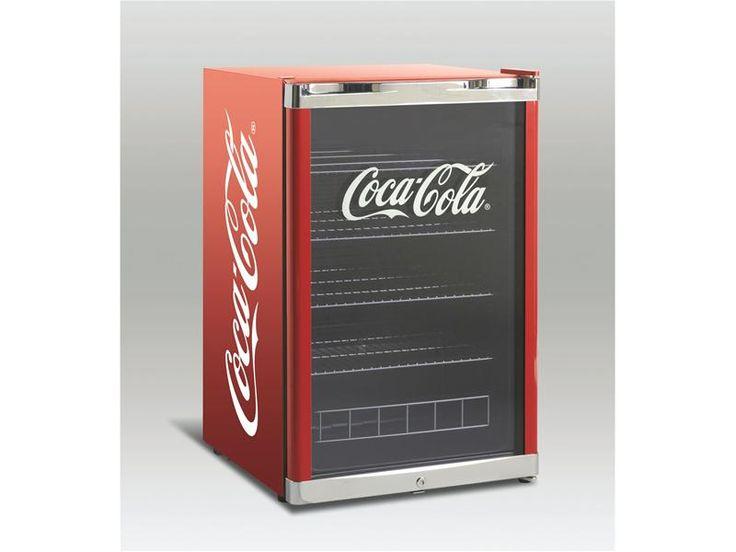 Coca-Cola High Cube kjøleskap Kjøleskap