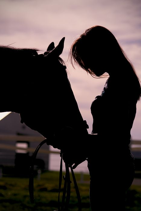 Wish I had a picture like this of my horse and me...She was my best friend growing up