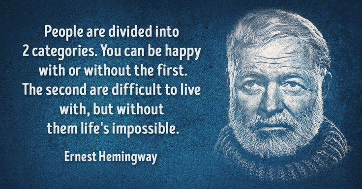 The 30 wisest quotes by Ernest Hemingway which will enrich your life