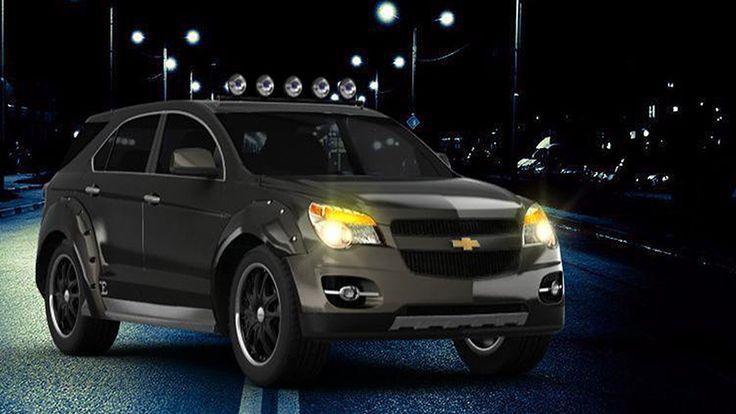 2018 Chevrolet Equinox release date,