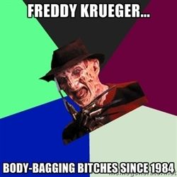 freddy krueger glove tattoos   For horror movie memorabilia and collectables visit Horror Warehouse .  LOL..