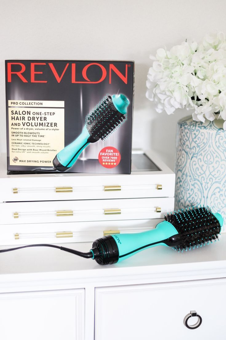 How to Get A Salon Blowout At Home in Less Time