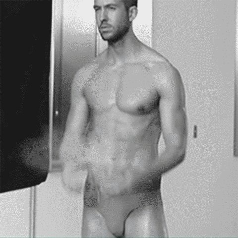 """He's almost wearing """"Sweet Nothing."""" 