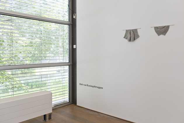 Rob van Koningsbruggen, Zonder titel (1970). © Jordi Huisman, Museum De Paviljoens