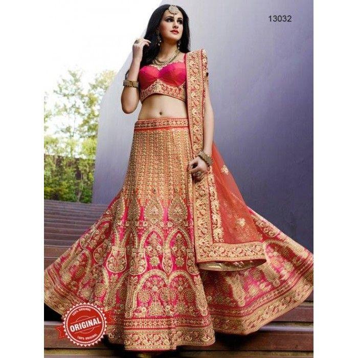 Exquisite Bridal Lehenga Choli - 21