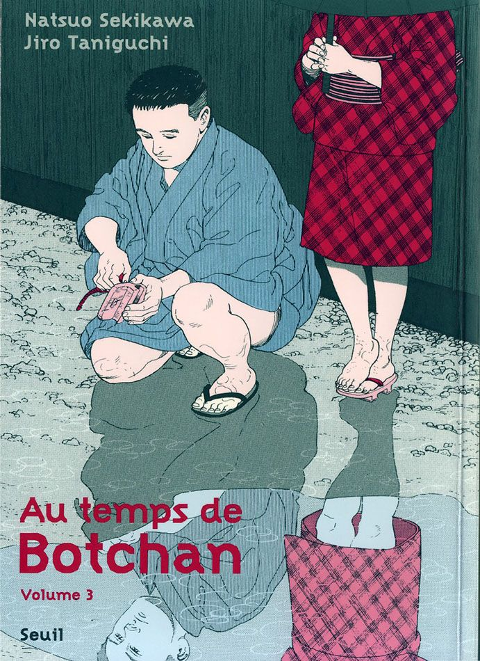 Au temps de Botchan - book 3