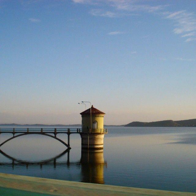 Con ganas de volver por un ratito…#RioTercero #Cordoba #nature #embalse #reservoir #dam #lake #placid #beauty #holidays #sky #Argentina (en Embalse De Rio Tercero)