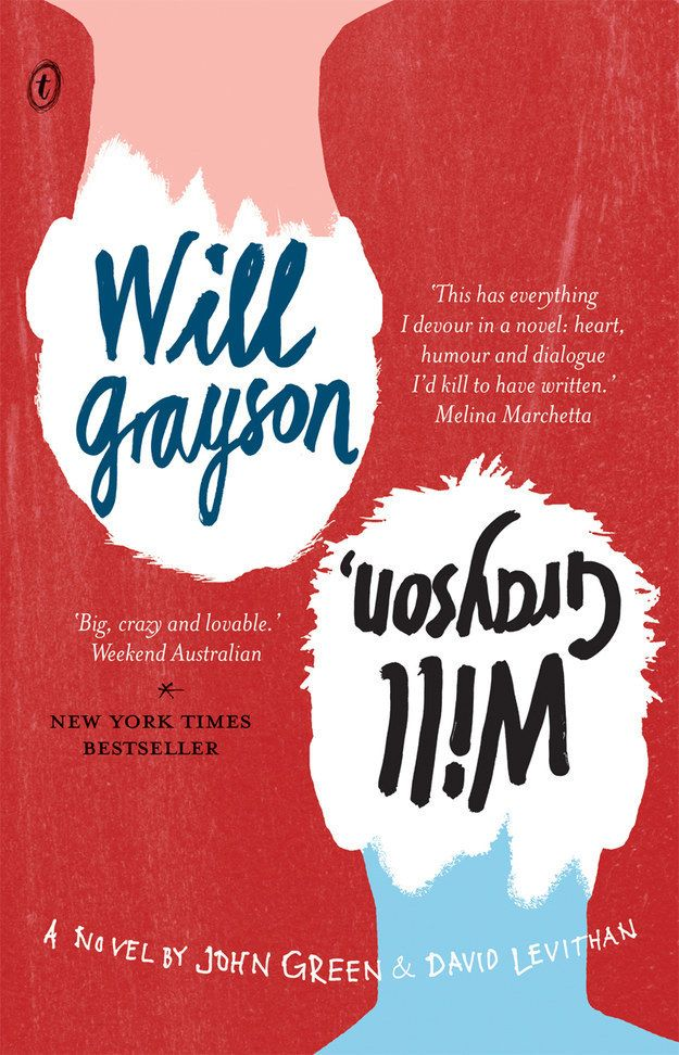 Will Grayson, Will Grayson by John Green and David Levithan | 19 Truly Brilliant Young Adult Books You Can Enjoy At Any Age
