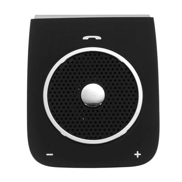 Coche Inalámbrico Bluetooth Manos Libres Multifuncional Visera de Sol Teléfono Altavoz Kit