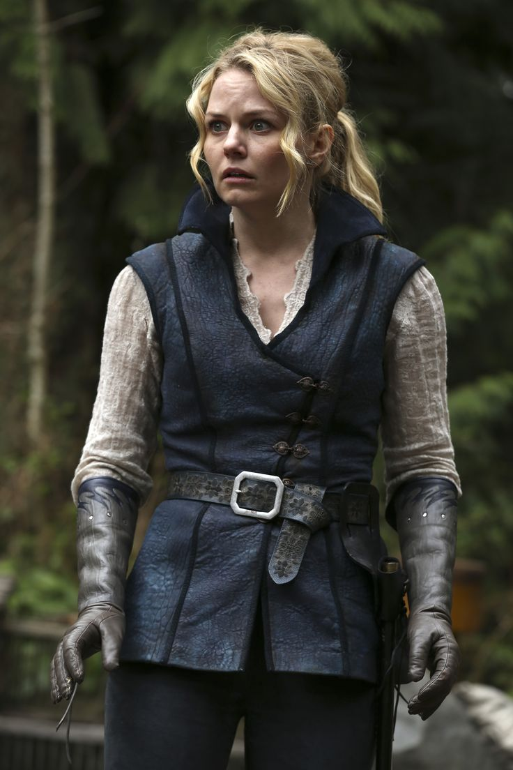 "Emma Swan - 4 * 21 - 22 ""Operation Mongoose Part 1 and 2"""