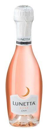 Mini Bottle Cavit Lunetta Rose Prossecco - Wedding favor $110/24 bottles