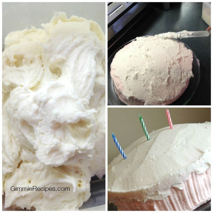 Easy White Frosting Recipe Without Shortening