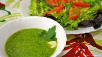 Укропный соус, который можно оставить на зиму и пользоваться свежайшей зеленью даже в холода и морозы.