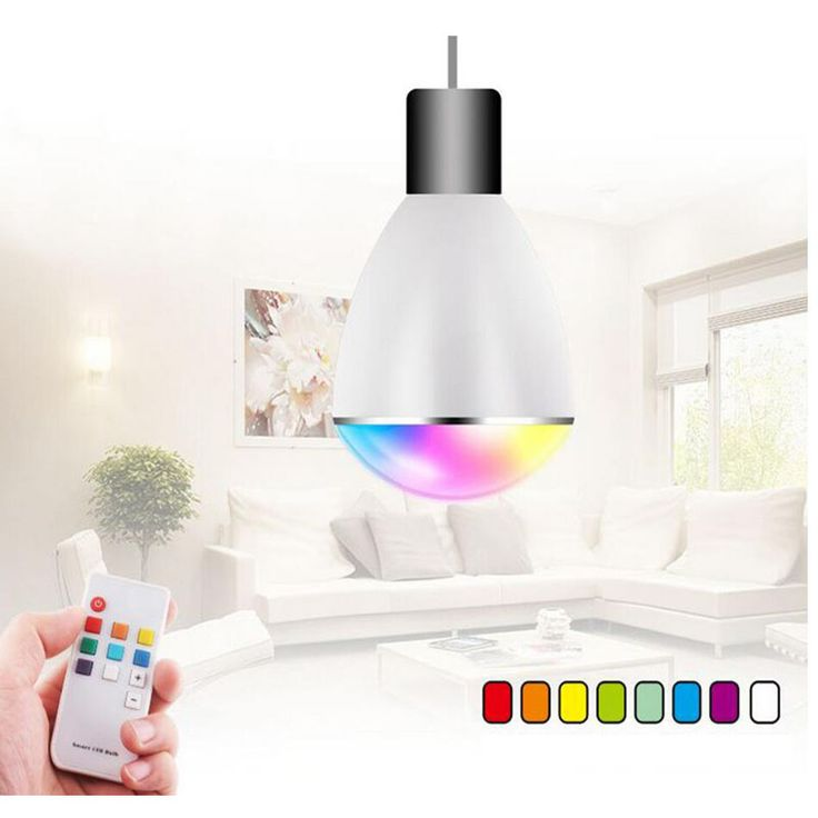 Find More Smart Illumination Information about 2016 New Product BL07R LED Lights Smart Bulb with remote control BL 07R Magical Smart Lamp 7 Colors RGB Smart Home Illumination,High Quality light bulb shaped lamp,China light blink Suppliers, Cheap light bulb cartoon from BTL Store on Aliexpress.com