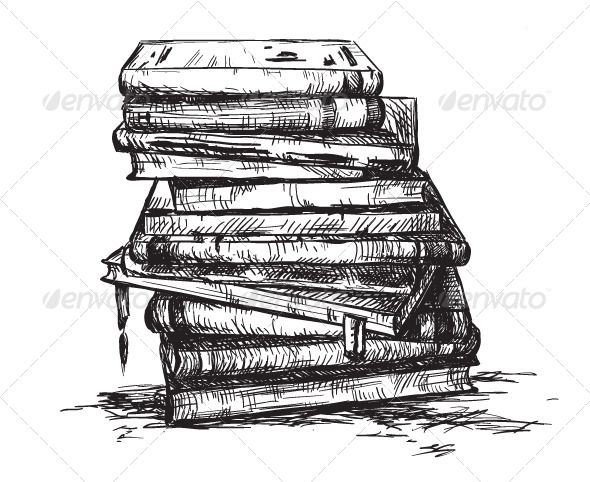 34 best Still Life Ideas: Stack of Books images on ...