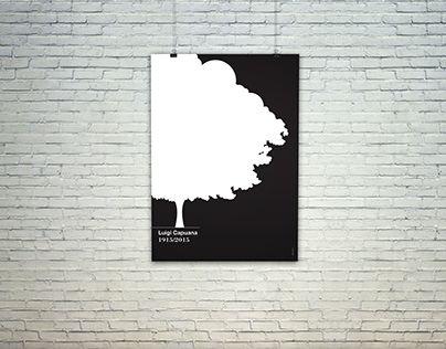 """Check out new work on my @Behance portfolio: """"Poster centenario della morte di Luigi Capuana"""" http://be.net/gallery/32254775/Poster-centenario-della-morte-di-Luigi-Capuana"""