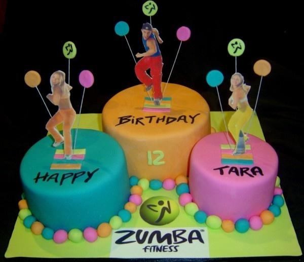 zumba birthday party - Google Search