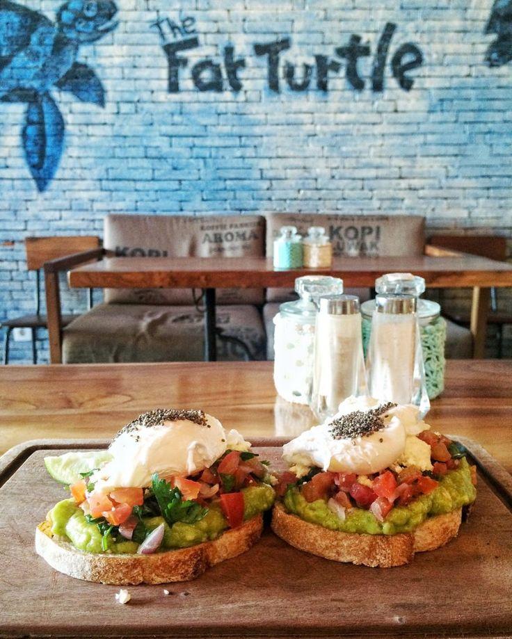 The fat turtle - Best breakfasts in bali