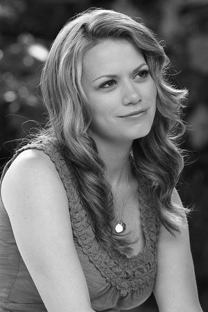Bethany Joy. Haley James Scott on One Tree Hill.