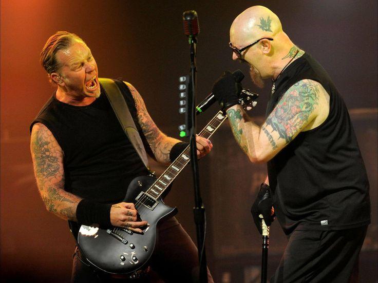Judas Priest & James Hetfield
