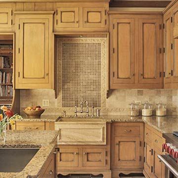 french country kitchen - French Kitchen Sinks