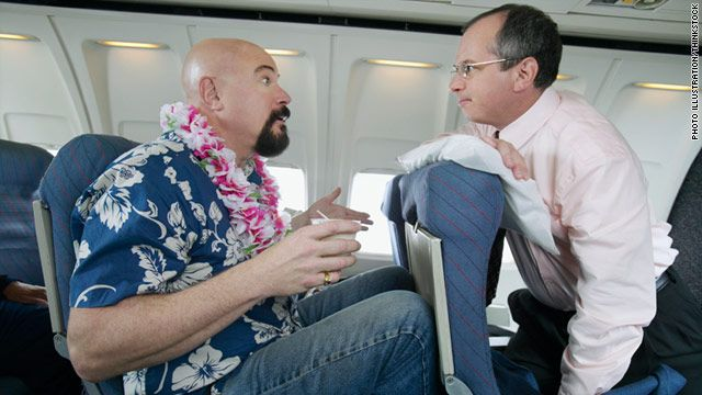 Nine of 10 travelers want reclining seats banned #travel