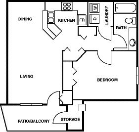 12 best Floorplans images on Pinterest | Apartments, 1 bedroom ...