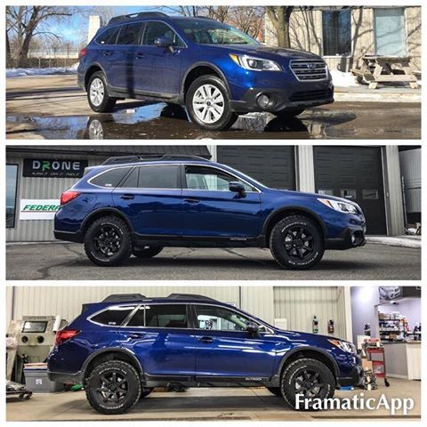Image result for offroad subaru outback